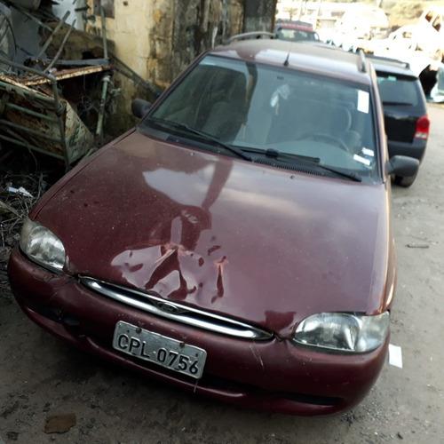 Ford Escort Sw Zetec 1.8 16v 1999 Sucata Somente Peças