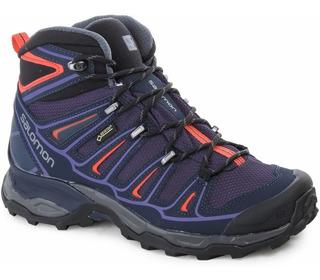 Botas Salomon X Ultra Mid 2 Goretex Trekking Impermeables
