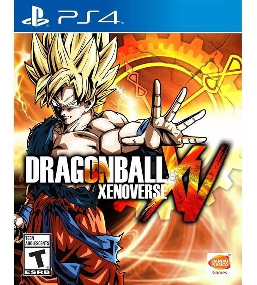Dragon Ball Xenoverse Ps4 Pronta Entrega
