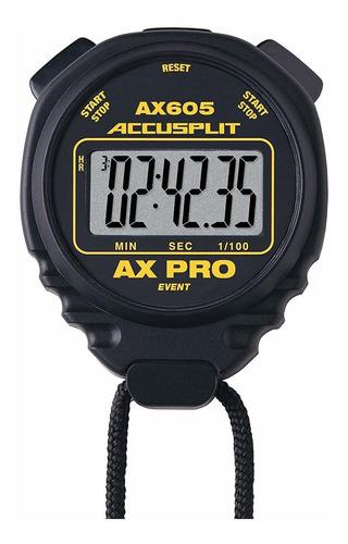 Accusplit Ax605pro Caso Cronómetro