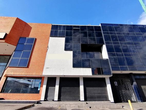 Edificio Empresarial Con Galpon En Alquiler Barquisimeto