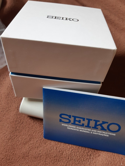 Relógio Seiko Modelo: Snn241