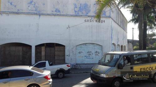 Imagem 1 de 2 de Galpão Para Alugar, 360 M² Por R$ 5.000,00/mês - Fundação - São Caetano Do Sul/sp - Ga0066