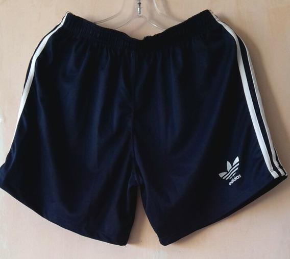Shorts Bermudas Hombre Caballero Gym Deportiva Futbol adidas
