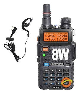 Handy Baofeng Radio Manos Libres Walkie Talkie Recargable