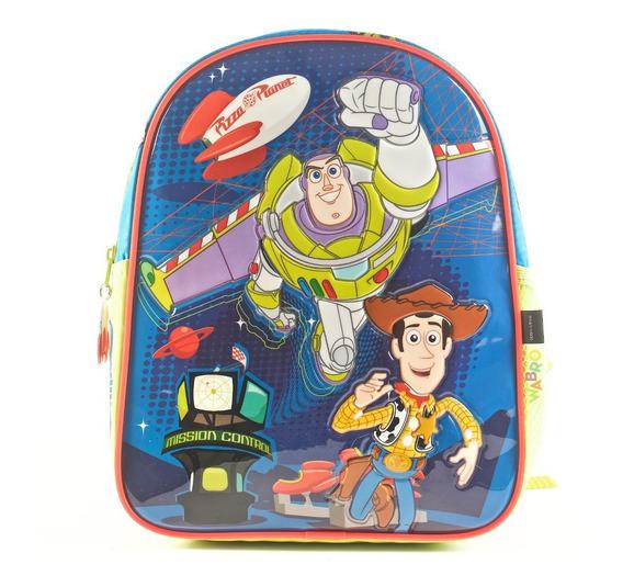 Mochila Jardin Toy Story 12¨ Lic Oficial Wabro Importada Env
