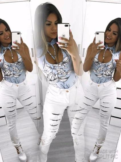 Calças Femininas Jeans,varias Cores E Tamanhos