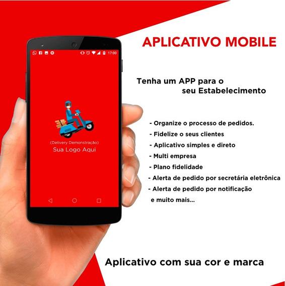 Sistema Delivery Completo Aplicativos + Área Administrativa