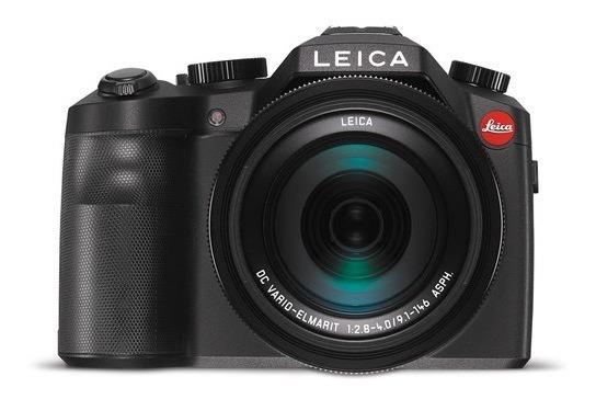 Camera Leica V-lux Typ 114 Com Duas Baterias Originais