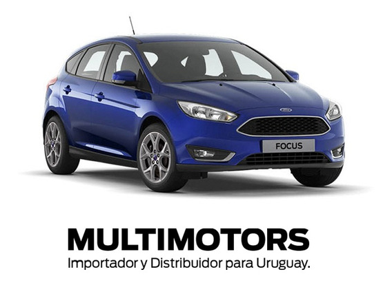 Ford Focus 2.0 Se Plus - Partida Limitada - U$s28.990