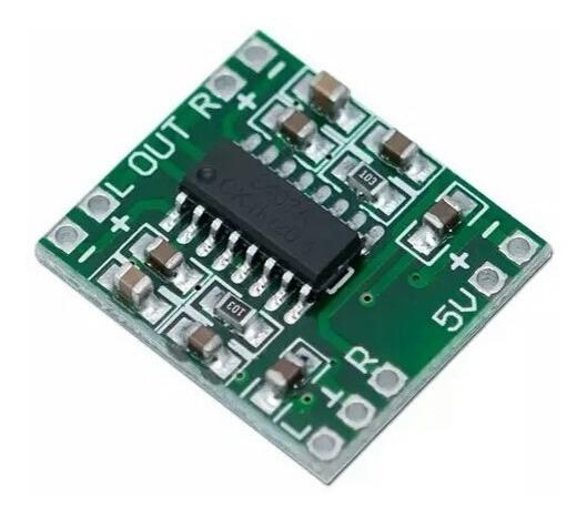 4 Mini Amplificador Pam 8403 3+3w Stereo 3,5 - 5 V