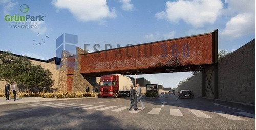 Terreno Industrial A Pocos Metros De Adolf Horn Jr.