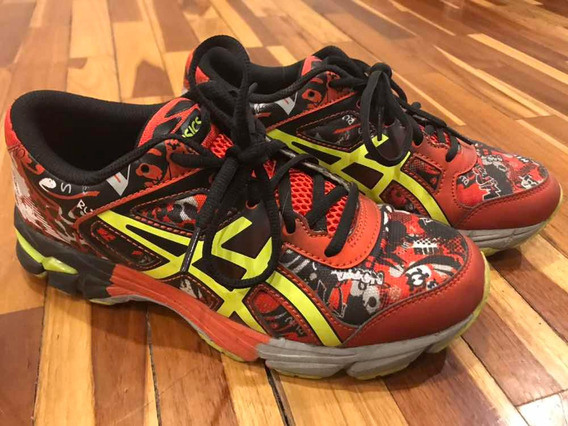 Zapatos Asics Para Niños