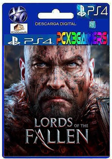 Lords Of The Fallen Ps4 Pcx3gamers