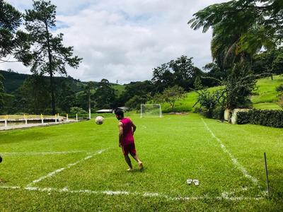 (k.a) Chácara Com Campo De Futebol