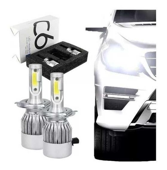 Lampada Led Automotiva H1/h3/h4/h7/h11/hb3/hb4 Xenon
