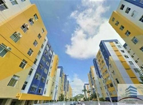 Imagem 1 de 7 de Apartamento A Venda Parque Das Serras, Lagoa Nova