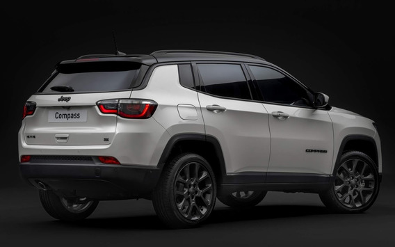 Jeep Compass Limited Diesel 19/19 Serie S Pack High Tech