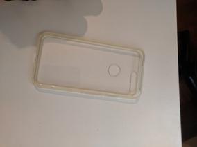 Google Pixel Case Capa Spigen Ultra Hybrid - Crystal Clear