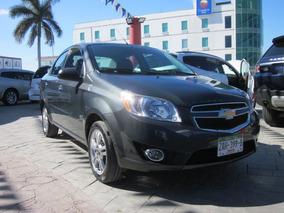 Chevrolet Aveo Ltz Ta Carflex Cun 21302175