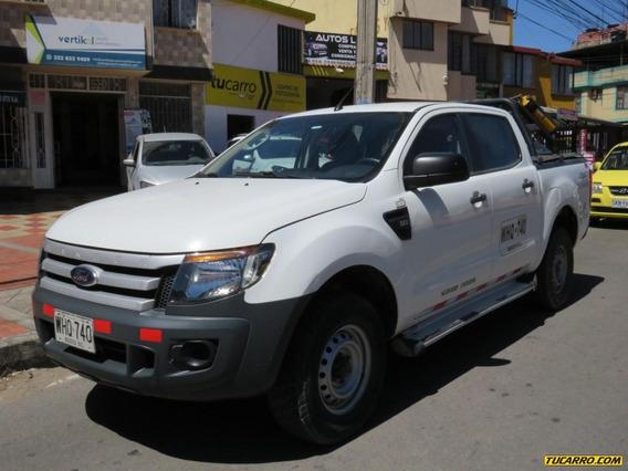 Ford Ranger Xlt 4x4 Mt 2200cc Tdi