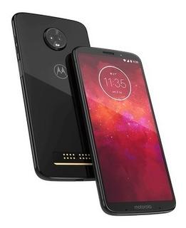 Smartphone Original Motorola Z3 Play Com Projetor