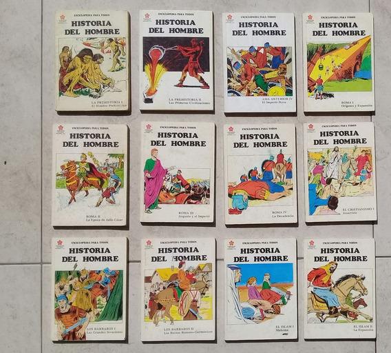 Cómic Historia Del Hombre, Fundación Cultural Televisa 1979