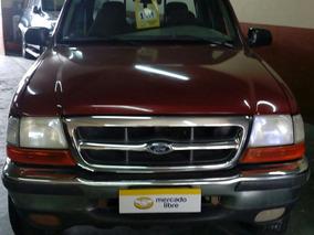 Ford Ranger 4.0 Xlt V6 Dc 4x2 1999
