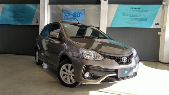 Toyota Etios 1.5 Xls 5p 2017