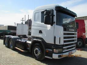 Scania R114 380 6x2 C/ Kit Hidraulico