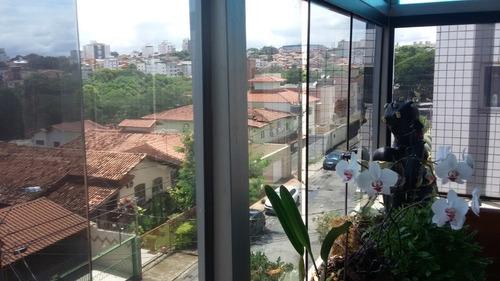 Apartamento Com Cobertura De 02 Quartos No Itapuã - Asn1833