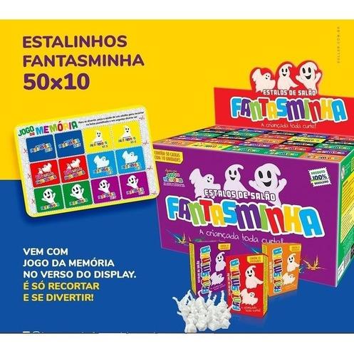 Caixa Master Estalinhos Biribinha Festas C50 Caixinhas Promo