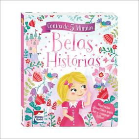 Livro - Contos De 5 Minutos - Belas Histórias - Happy Books
