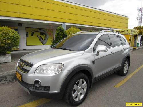 Chevrolet Captiva Ltz 3.2 Automática 7 Puestos