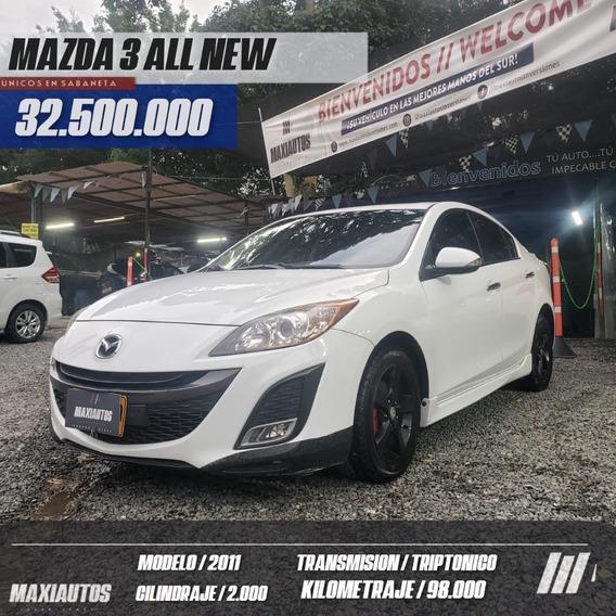 Mazda Mazda 3 All New 2.0cc