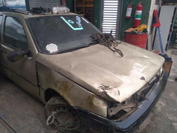 Fiat Uno 1994 (somente Para Retirada De Peças)