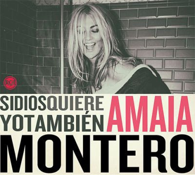 Cd Amaia Montero - Si Dios Quiere Yo Tambien