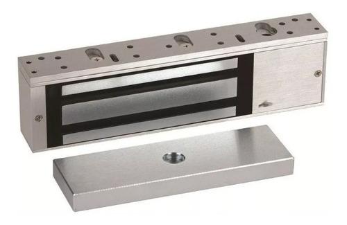 Cerradura Electromagnética 180kg P/ Control De Accesos