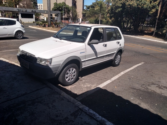 Fiat Uno Way Economy Completo