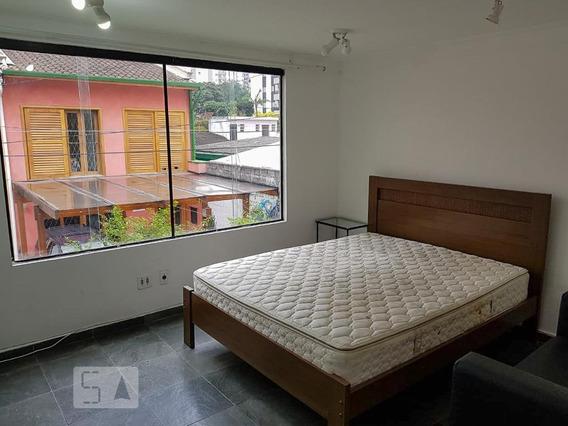 Casa Para Aluguel - Brooklin, 1 Quarto, 70 - 893079223