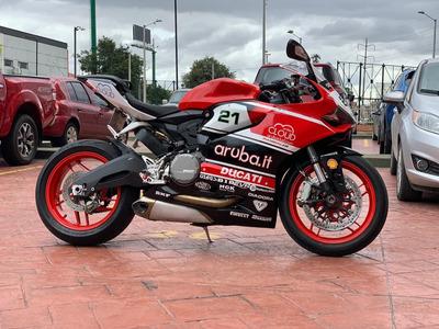 Ducati Panigale 899 2015