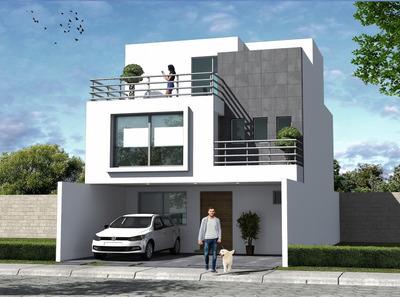 Casa Nueva En Puebla Arboreto