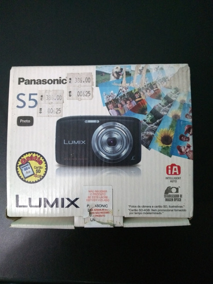 Camera Digital 16.1mp Panasonic Lumix S5 Pt.