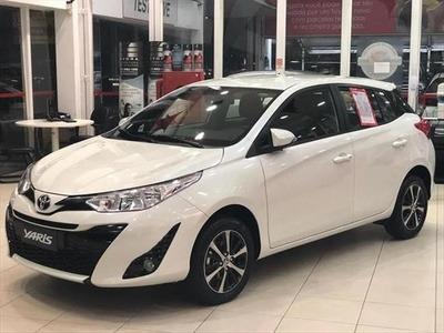 Toyota Yaris 1.5 Xs 16v Cvt 5p 2019