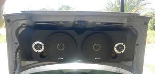 Se Vende Tabla Con Medios 10 Y Balas Para Nissan B13