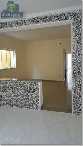 Sobrado Com 3 Dormitórios À Venda, 250 M² Por R$ 649.000,00 - Vila Alto De Santo André - Santo André/sp - So0985