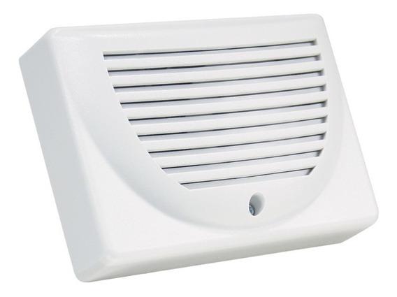 Sirena Alarma Interior Piezoeléctrica Sin Tamper Mp-100 St