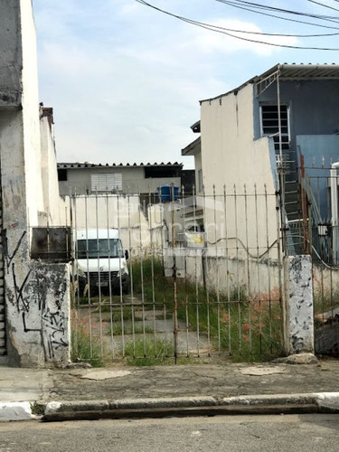 Terreno Plano, A 170 M Da Av Engenheiro Caetano Alvares E A 200 M Do Terminal Casa Verde - Cf34752