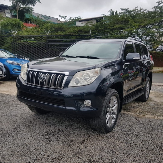 Toyota Land Cruiser Prado 2012 $19500