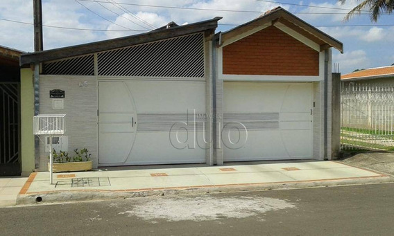 Casa Residencial À Venda, Bairro Recreio, Charqueada. - Ca2413